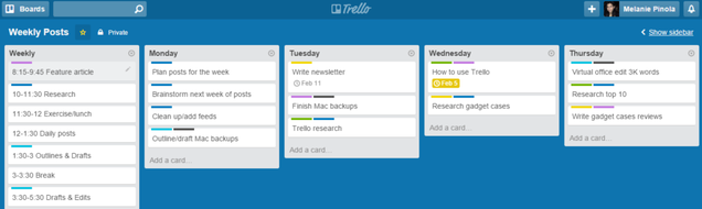 How to Organize Your Entire Life with Trello