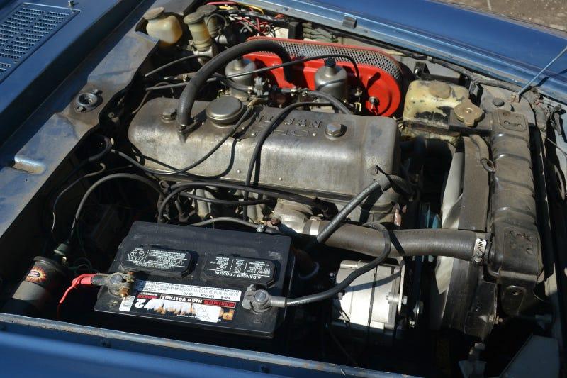 NPOCP: Datsun 2000