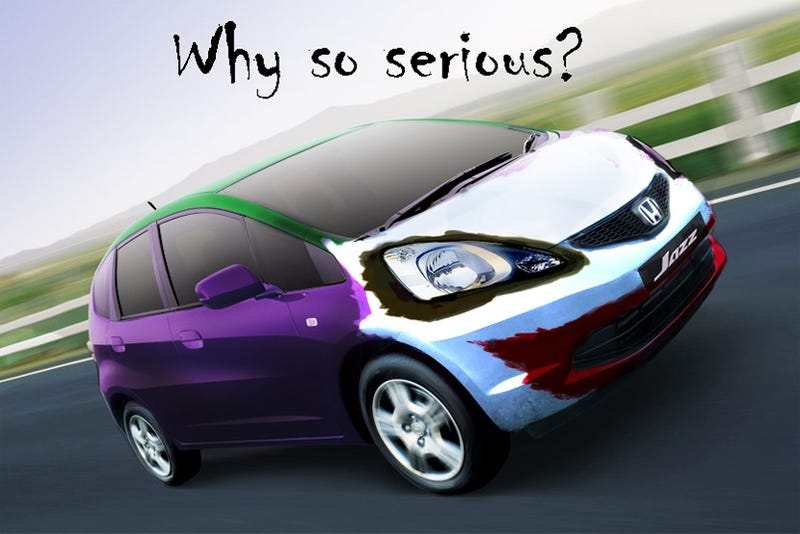 Indian Honda Jazz: Why So Serious?