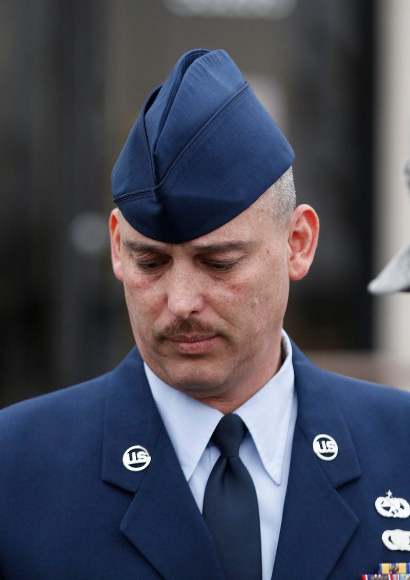 Air Force's Swinging Sergeant Discharged For Lying About HIV