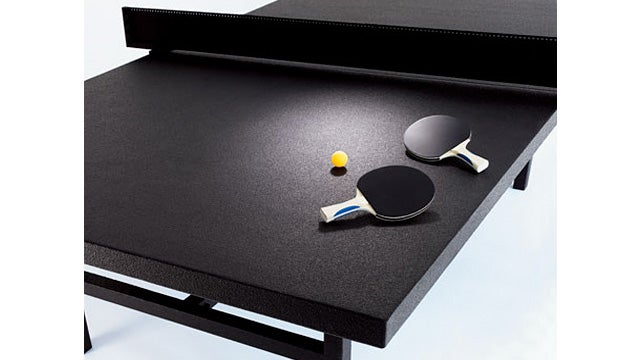 Ridiculously Expensive Table Tennis Is Probably Not Worth the Sum of Its Parts