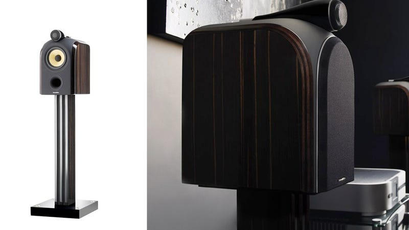 Greatly Expensive New Bowers & Wilkins Speakers Probably Sound Great