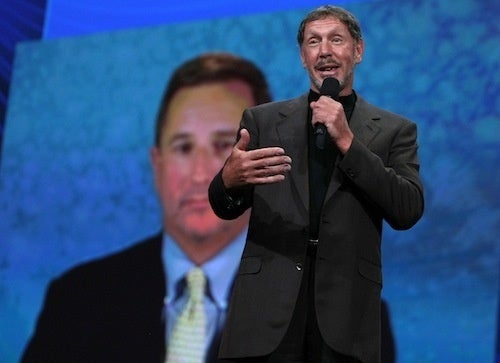 Oracle Loses One Scandal-Tainted Exec, Hires Another—Former HP CEO Mark Hurd
