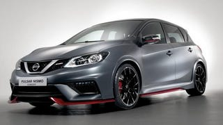 Nissan Pulsar Nismo Concept: A 250 HP Return To Hot Hatch Glory