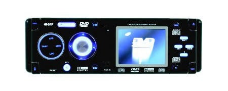 Maplin Car DVD Player: Craptastic