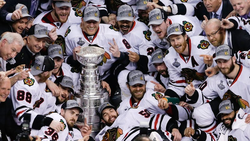 How The Blackhawks Made It Back To The Top