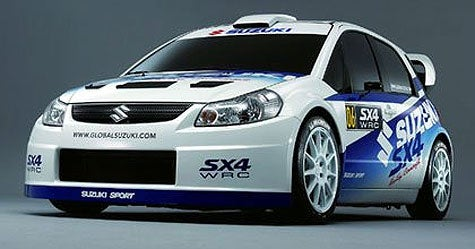 Super-Duper Hoonage Potential; Suzuki To Take On WRX & EVO
