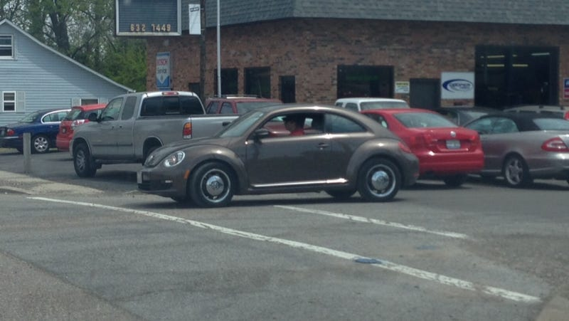 Are those factory hubcaps?