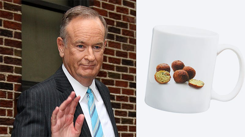Bill O'Reilly Wants to Restore the USA, One Coffee Mug at a Time
