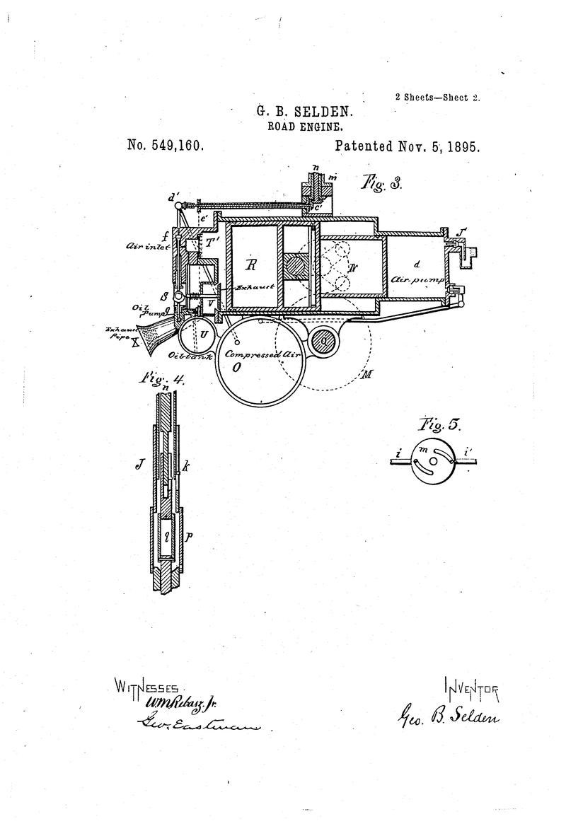 The Patent For The Gas-Powered Car Is 118 Years Old Today