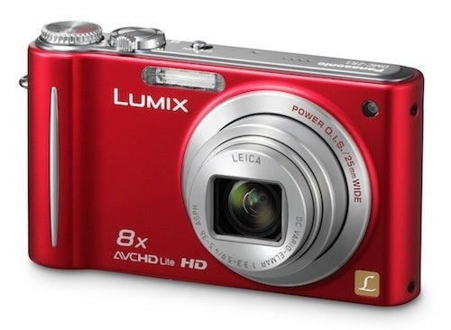 Panasonic Lumix ZR3 Slim Camera