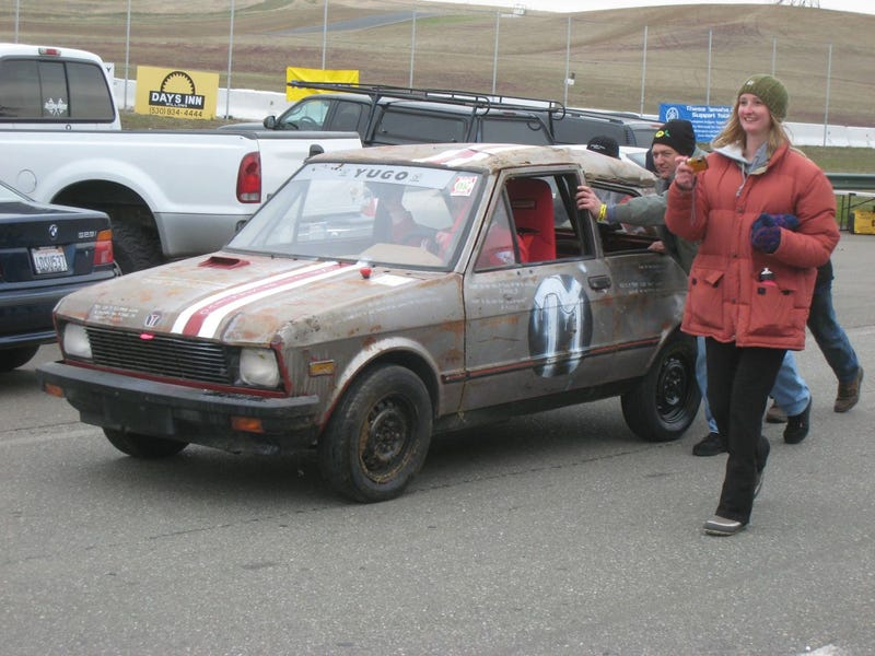 24 Hours Of LeMons Arse Freeze-A-Palooza Über Gallery: The Lone Wolves