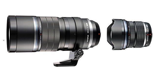 A Glimpse at Olympus' Future of More Awesome Pro Lenses