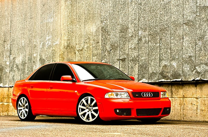 The S4 was sold :(