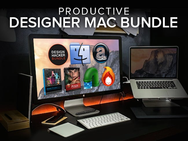 Get 95% off Great Apps and Resources w/ The Productive Design Mac Bundle