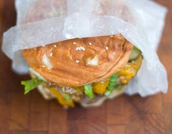 DIY Big Mac Tastes Great, Causes Less Guilt