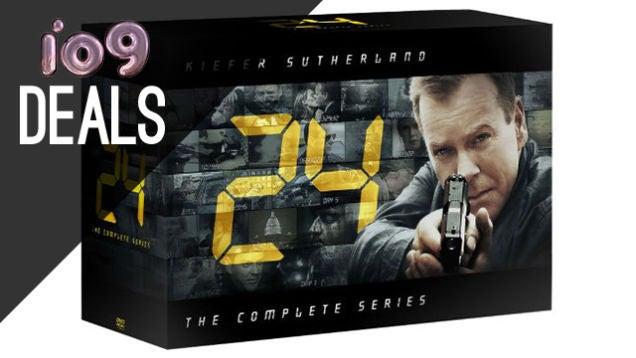 Criterion Mega Sale, 24, Star Trek, Arrow, Watch Dogs, Mario Kart