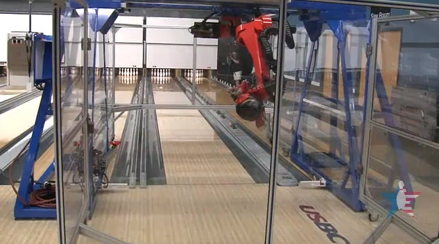 Robot Progress Report: Can We Still Beat a Bucket of Bolts at Bowling?
