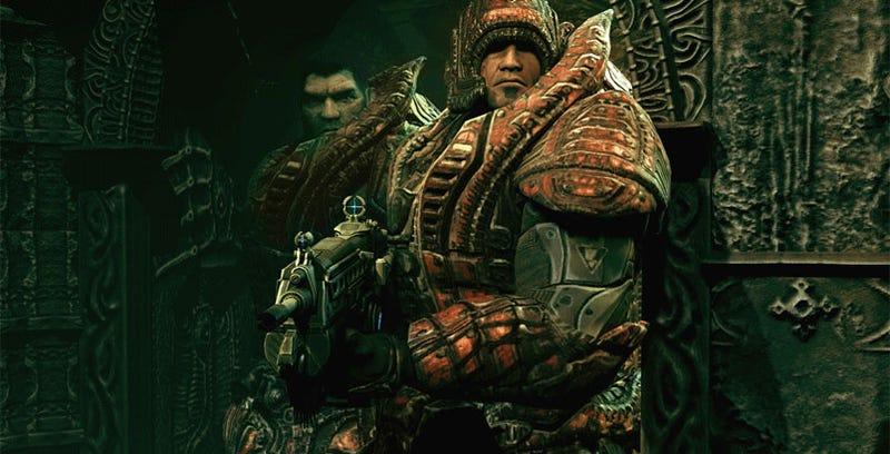 Gears Of War 2 Fixes Coming