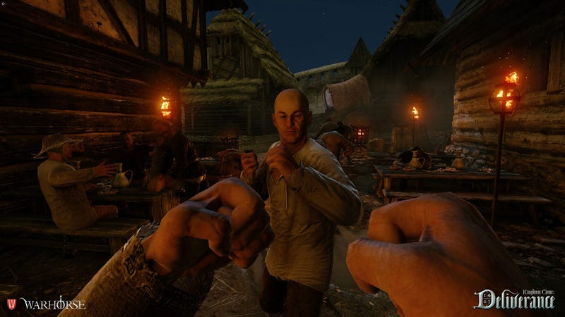 Next-Gen RPG Has No Monsters, Magic Or Minotaurs