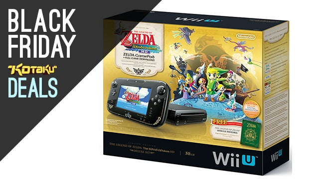 The Wii U Bundles Of Black Friday