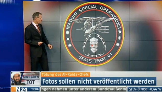 According to German TV, anti-Starfleet rebels helped take down Osama Bin Laden