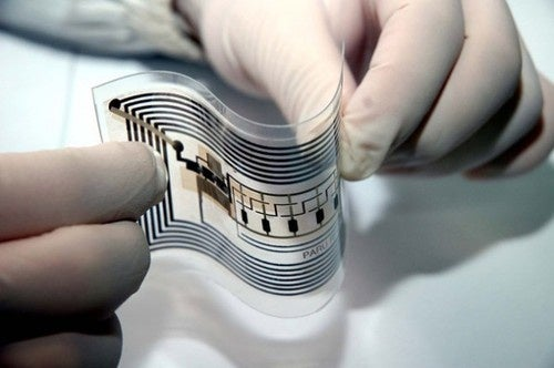 Printable Nanotube RFID Tags Could Make Wireless Checkout Aisles a Reality