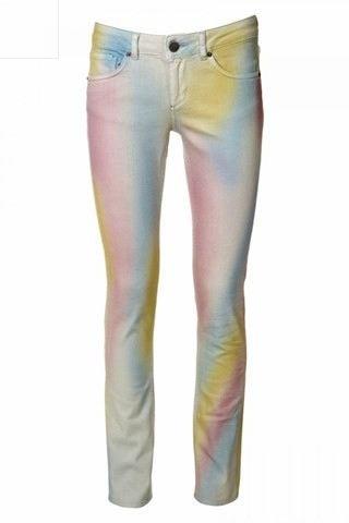 Kate Moss's World Tour, Rainbow Technicolor Dream Pants