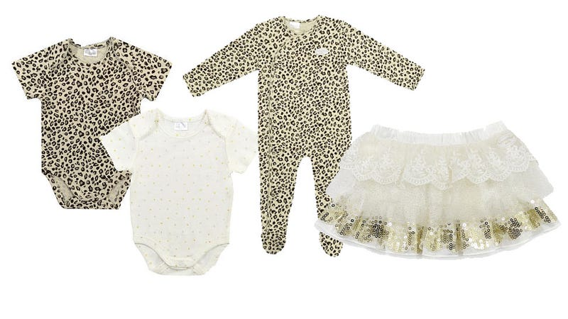 Kardashian Kids Launches at Babies R Us With A Lot of Leopard Print