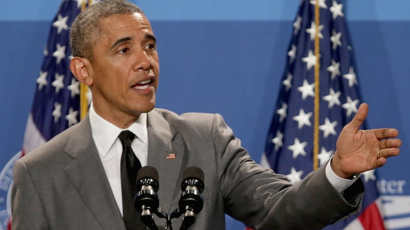 Obama Calls for Maternity Leave Legislation That Will Never Happen