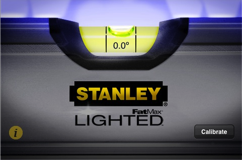 Stanley Level Becomes First iPhone App Designed By a Major Tool Manufacturer