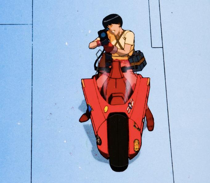 The psychokinetically gorgeous animation of Akira