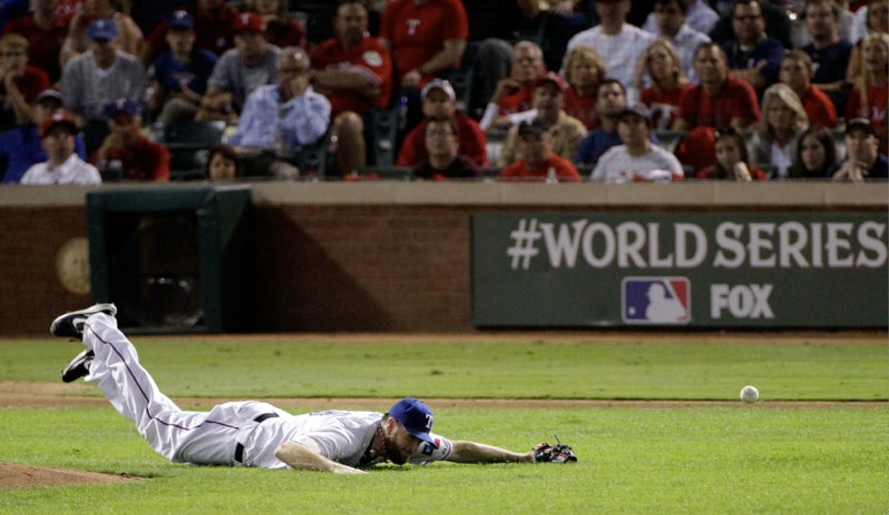 Your World Series Game Four Open Thread