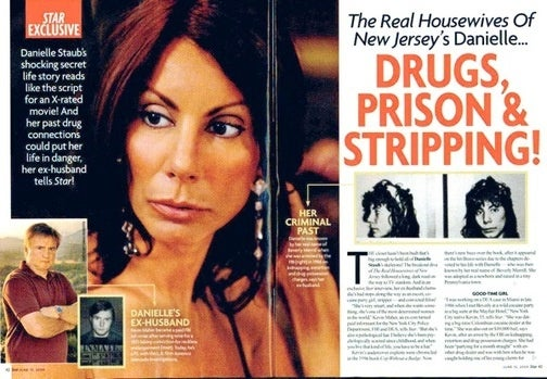 'Coke Whore' Danielle Staub Was Also a 'Paid Escort,' According to Her Ex