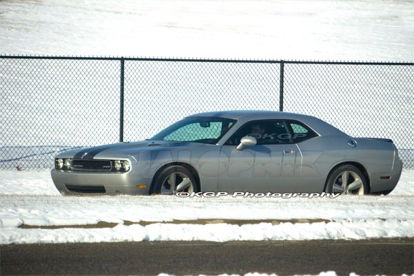 2008 Dodge Challenger SRT-8, Undisguised