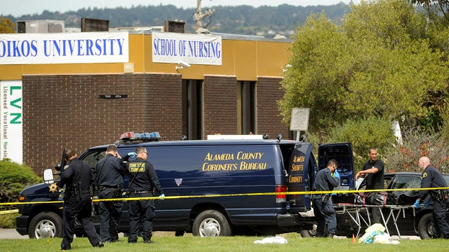 Oakland Christian College Gunman Identified