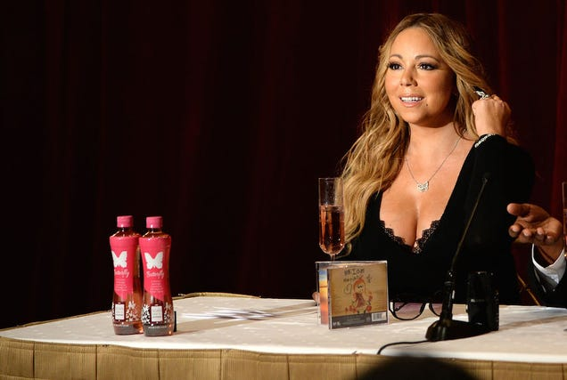 Mariah Carey Reportedly Spends $46K a Year on Dog Spa Treatments