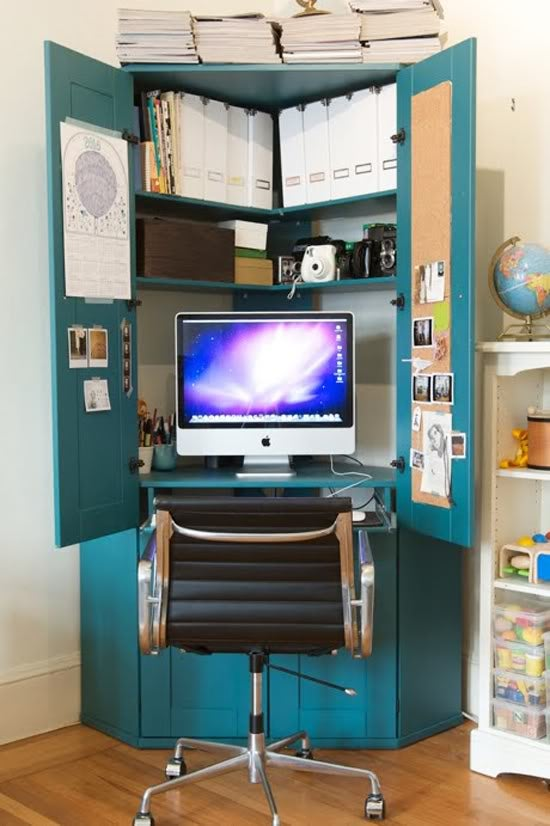 Working from Home: the Informal Home Office