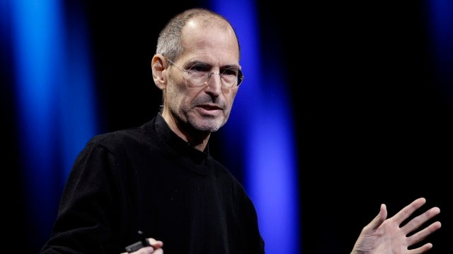 Steve Jobs Was Challenging to Photograph, Say Photogs