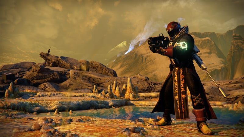 Destiny's Beta Characters Aren't Transferring to the Final Version