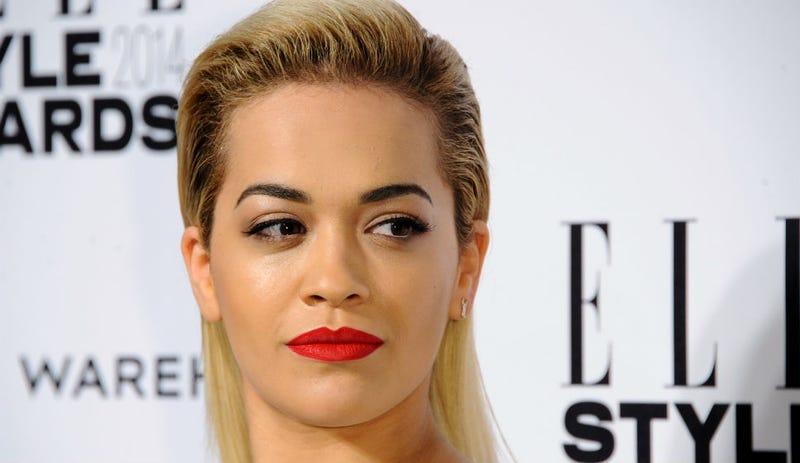 Rita Ora Is An Icy Swan Lake Princess