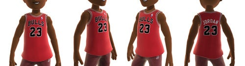 Give Your Avatar A Free Jordan Jersey