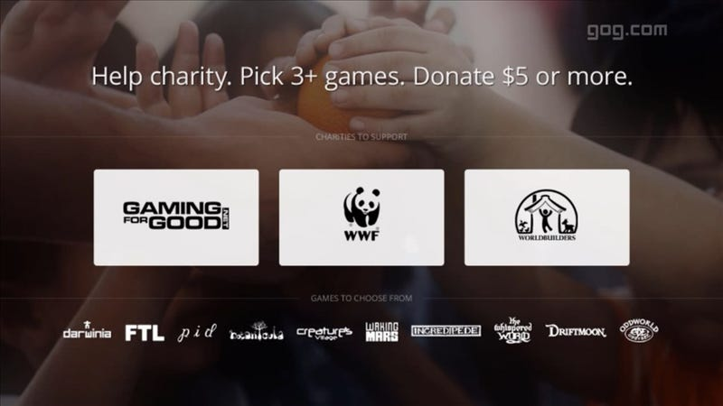 PC Gamers Collected Almost $2 Million for Charity in November
