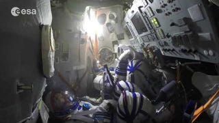 What Happens If A Fire Ignites When Astronauts Are Heading Into Space?