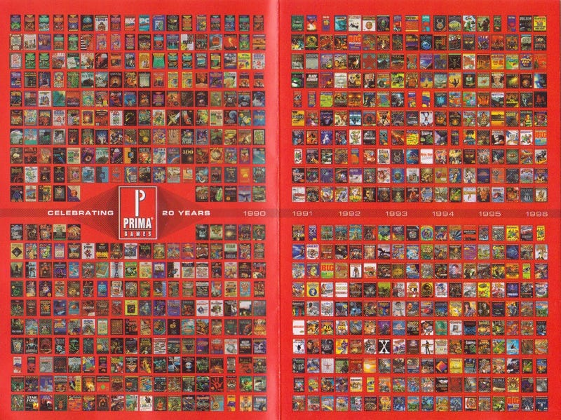 Prima Says Happy Holidays With Two Decade's Worth of Guides
