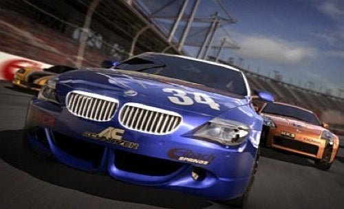 Forza Motorsport Developer Mentions Natal Platform Games