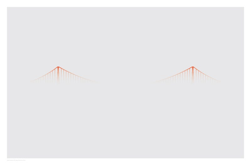 13 Wonderful Posters That Capture San Francisco In a Single Image
