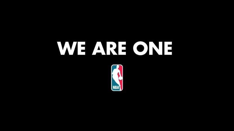 "Watch The NBA's Terrific New ""We Are One"" Promo Spot"