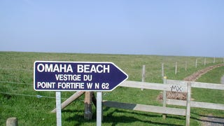 A Walk On Omaha Beach
