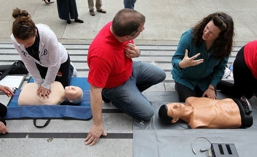 It's CPR, Dummy